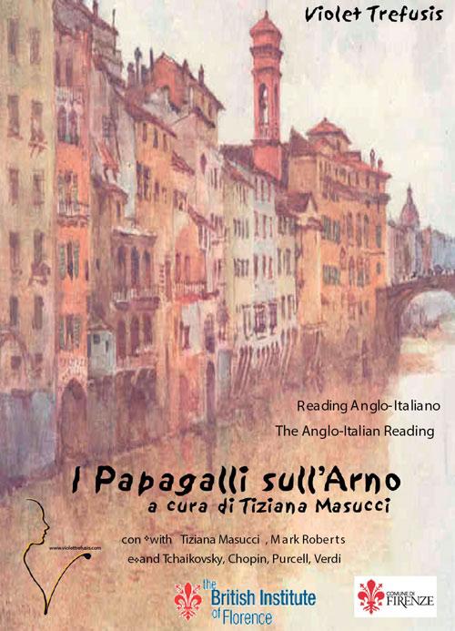 Papagalli sull'Arno