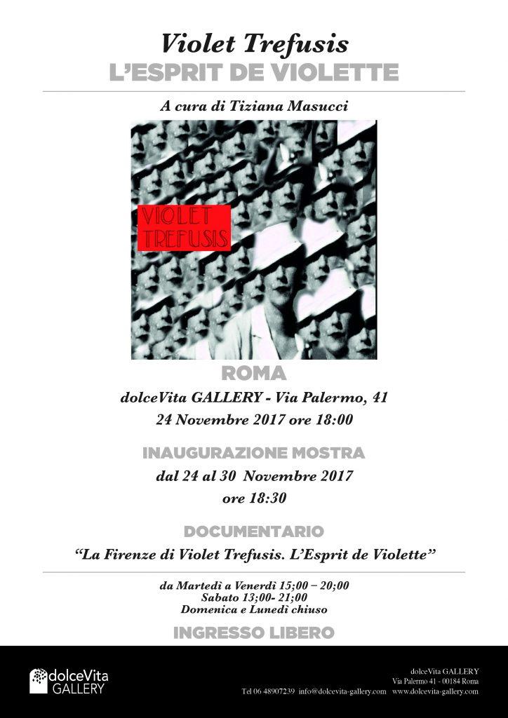 Photo Exhibition: L'esprit de Violette