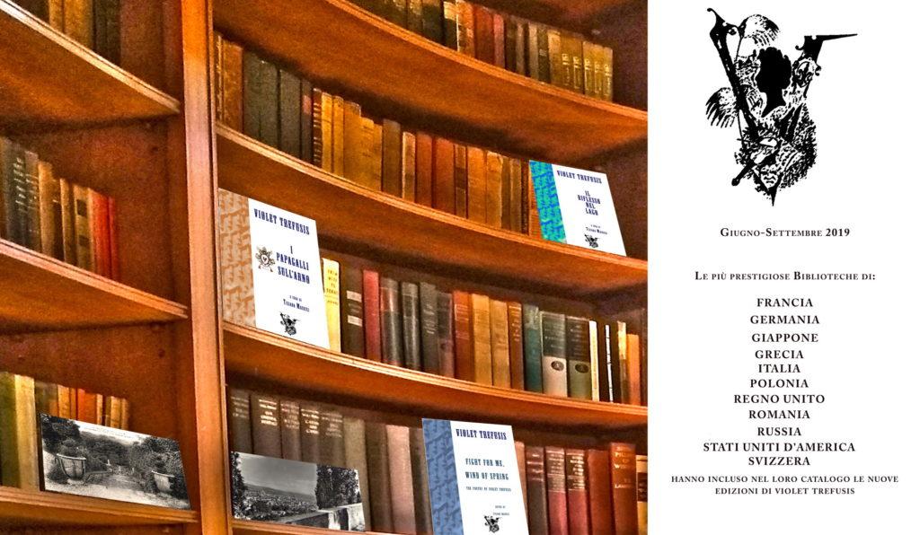 Le nuove edizioni nelle Biblioteche del Mondo.