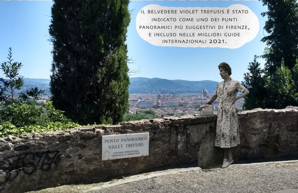 Il Belvedere Violet Trefusis è ufficialmente sulle mappe.